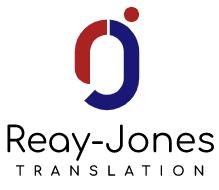 reay jones translation logo